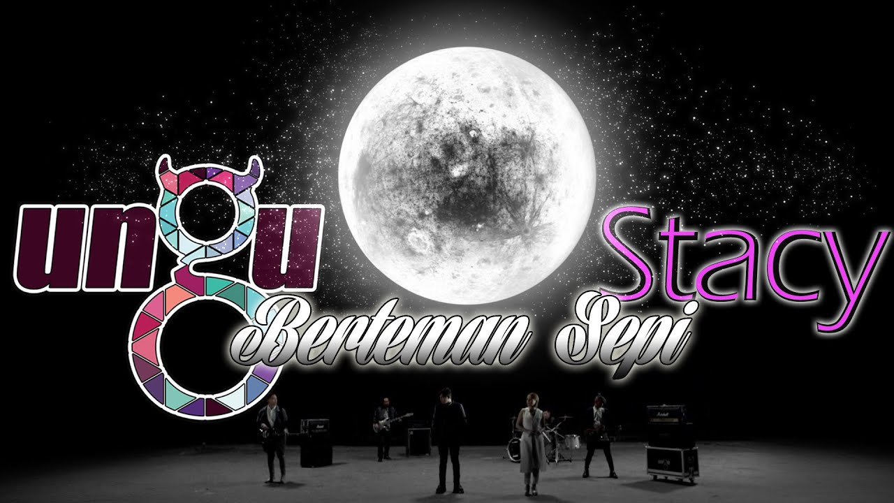 Ungu - Berteman Sepi (feat. Stacy Angie)