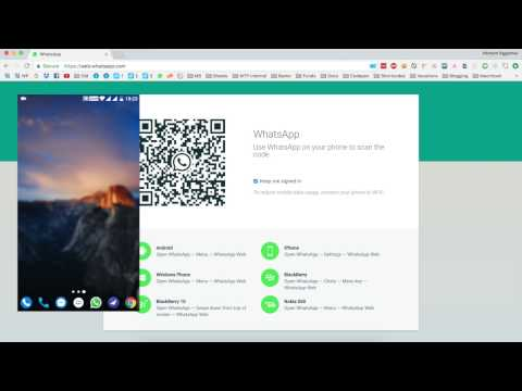 How to Run WhatsApp on PC Officially