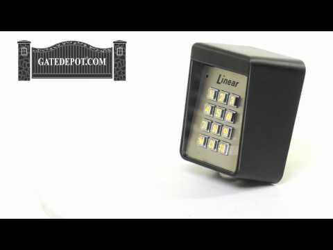 Linear AK-11 Digital Keypad