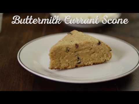 Buttermilk Currant Scone