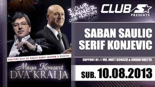 Saban Saulic - (LIVE) - (Club S) - 7/8