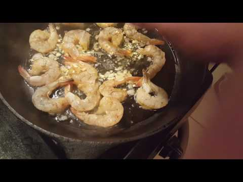 Amazing Mussels and shrimp in a white wine butter sauce