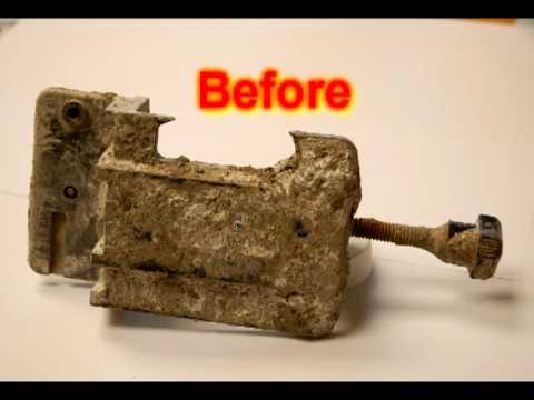 Crete-Wash a Non acid based concrete remover