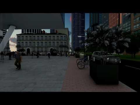 Protective Street Furniture Design   MarshallsTV