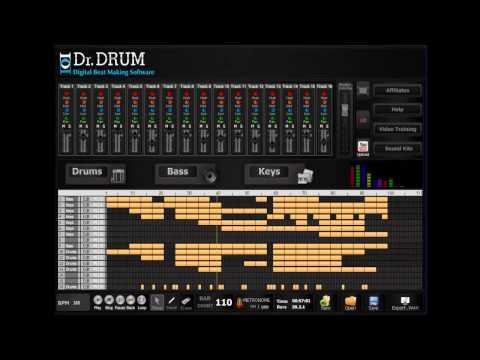 Dr. Drum | Addictive Drum Program