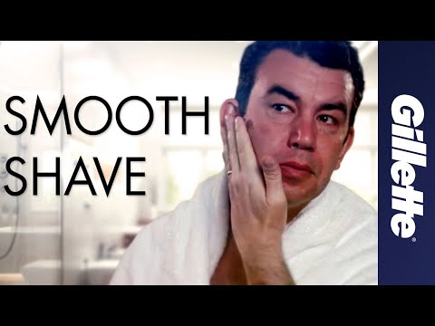 Helping prevent shaving rash | Science behind Gillette blades | Features for your comfort