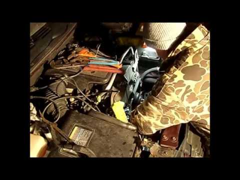 06 GMC Envoy / TrailBlazer 4200 I6 Water Pump & Thermostat Replacement - Part I