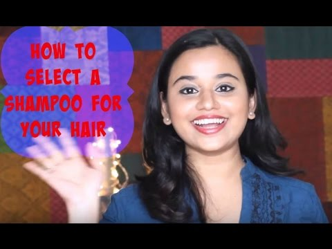 How To Select a Perfect SHAMPOO & CONDITIONER For Your Hair