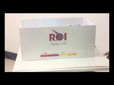 Mini virtual presenter for ROI in Dubai