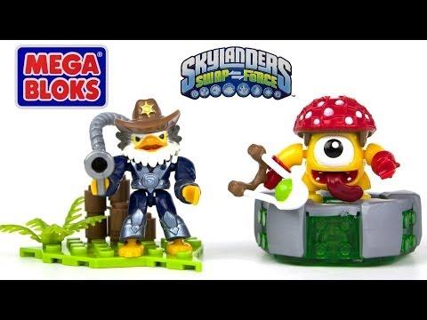 Mega Bloks Skylanders Swap Force Super Set!