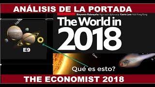 NIBIRU APARECE EN LA PORTADA DE THE ECONOMIST PARA 2018?