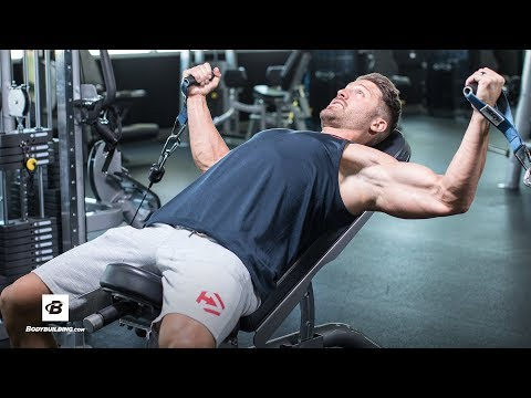 Big Chest Workout | Flex Friday with Trainer Mike