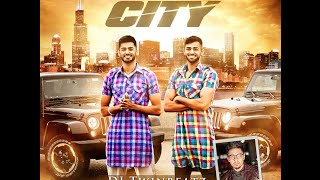Rise Of Our City- Dj Twinbeatz(hosted By Amar Sandhu)