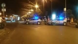 #Salerno, valigia sospetta in pieno centro, strade chiuse VIDEO