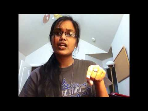 A Brownie Raps Her Student Council Election Speech