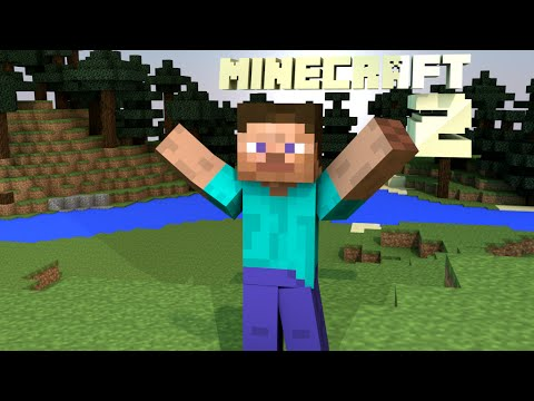 MINECRAFT 2 Is finally RELEASED! GAMEPLAY