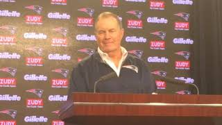"Bill Belichick thinks the solar eclipse is ""great"""