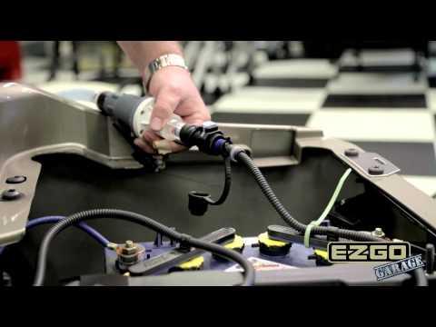 E-Z-GO Garage