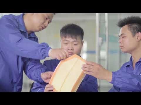 Auto parts company in China