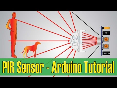 How PIR Sensor Works and How To Use It with Arduino
