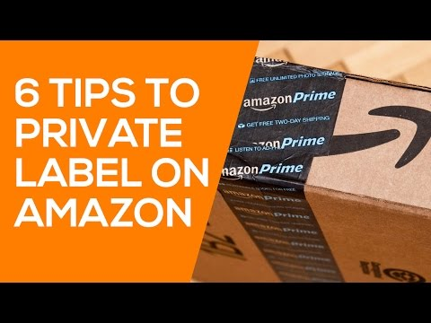 6 Tips for Private Labeling on Amazon FBA & Choosing a Product (w/ Greg Mercer)