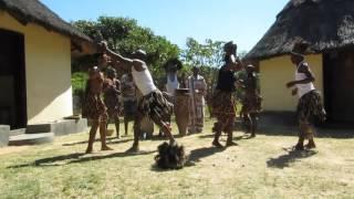 Mhembero performs Mbakumba