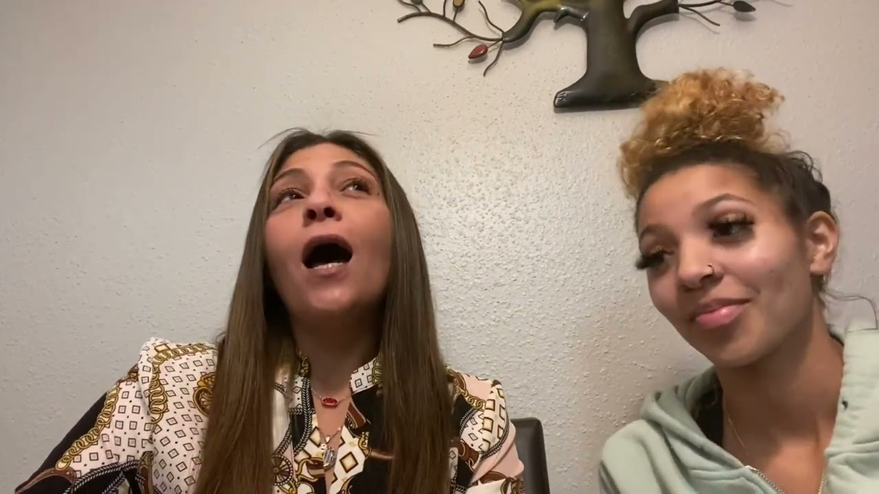 Laura's Mom Reacting To Narally Acting Crazy Part 1