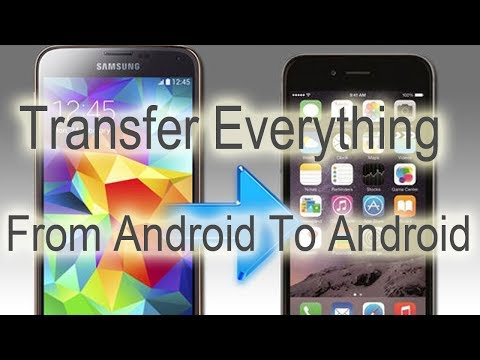 How To Transfer Everything From Android To Android Phone