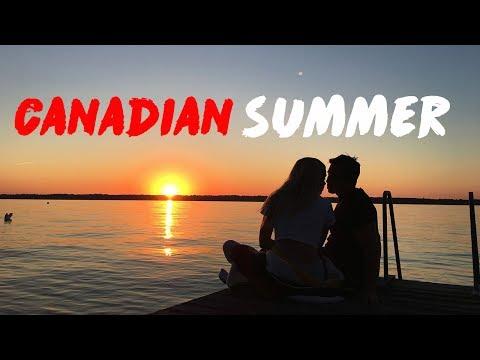 SUMMER IN CANADA  || Zak Longo