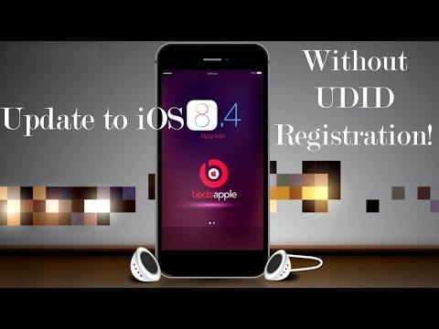 iOS 8.4 Beta 3 - Update! (How to?) - ANY iPhone/iPad/iPod
