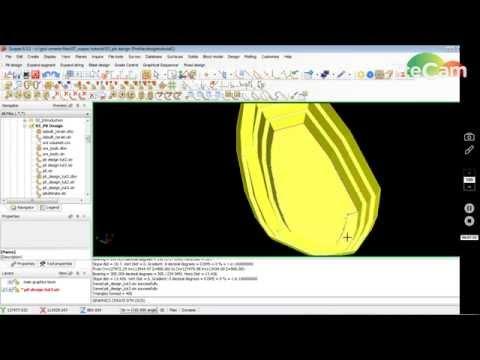 Surpac Pit Design Tutorial  03