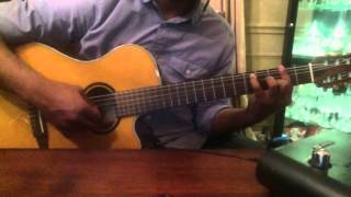 DIlwale  Gerua  Guitar FIngerstyle cover