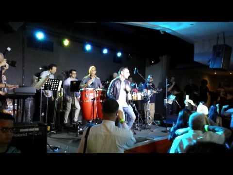 Willito Otero Y Su Orquesta en Latin Roots, PR