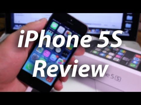 Quick Review: iPhone 5S - Specs, Price, & Overview