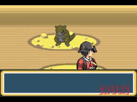 Pokemon Shiny Gold : Part5 - Union cave.