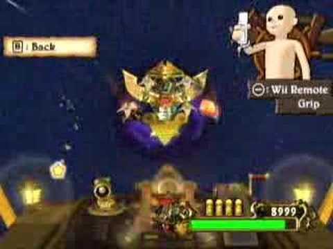 Wii Zack & Wiki 寶島Z 7-2  Treasure.Island-Barbaros's Land.Fin
