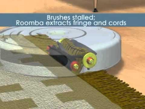 iRobot Roomba® Vacuum Cleaning Robot Anti-Tangle Technology