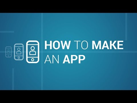 How to make an App for free Without Code.
