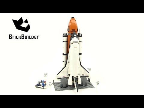 Lego Creator 10213 Shuttle Adventure - Lego Speed Build