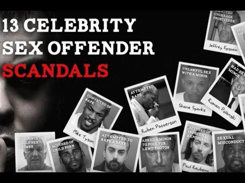 13 Infamous Celebrity Sex Offender Scandals