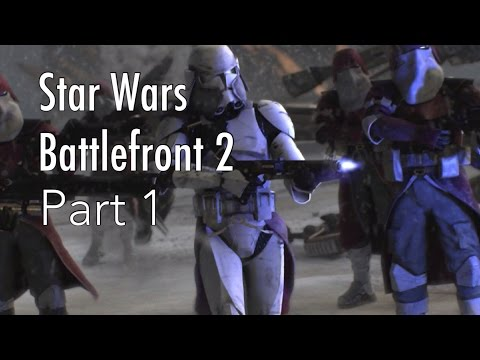 Star Wars Battlefront 2 -Campaign- Part 1