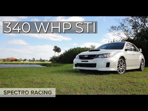Heavily modified 2011 Subaru WRX STI - Review - FAST - Sounds crazy!