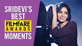 Sridevi's Best Filmfare Awards Moments | Sridevi Winning Speeches | Remembering Sridevi | Filmfare