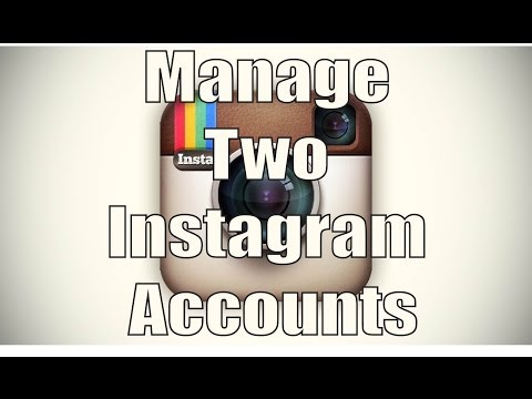 How To Use Two Instagram Accounts on your iPhone! (2013)