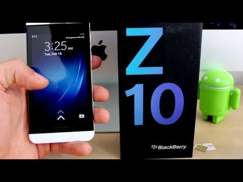 How To Unlock Blackberry Z10 - Learn How To Unlock Blackberry Z10