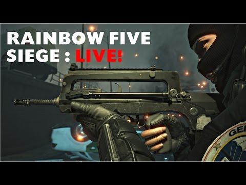 Xxx Mp4 Rainbow Six Siege Live Stream Ranked GOLD Gameplay Stream WITH FRIENDS 3gp Sex