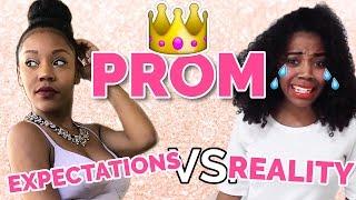 PROM EXPECTATIONS VS. REALITY w/ Arianna Jonae!