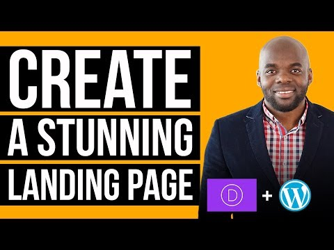 How to make a landing page with Divi - Elegant Themes Divi