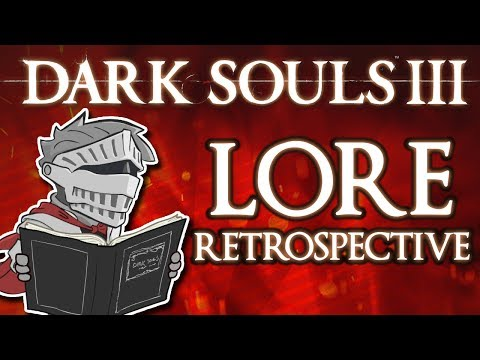 Dark Souls III - Lore Retrospective - Side Quest