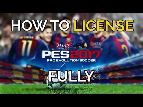 PES 2017: How to Install Official Team Names, Kits, Logos, Leagues & More